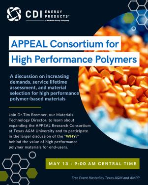 Social Media High Performance Polymers Consortia Workshop 04-20-21