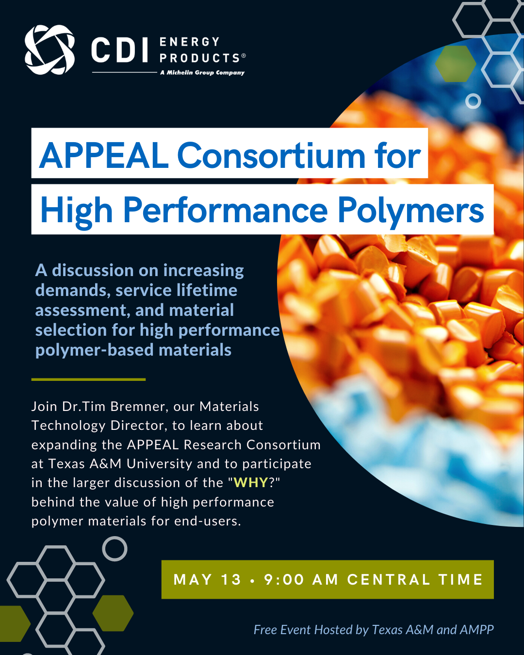 APPEAL Consortium for High Performance Polymers
