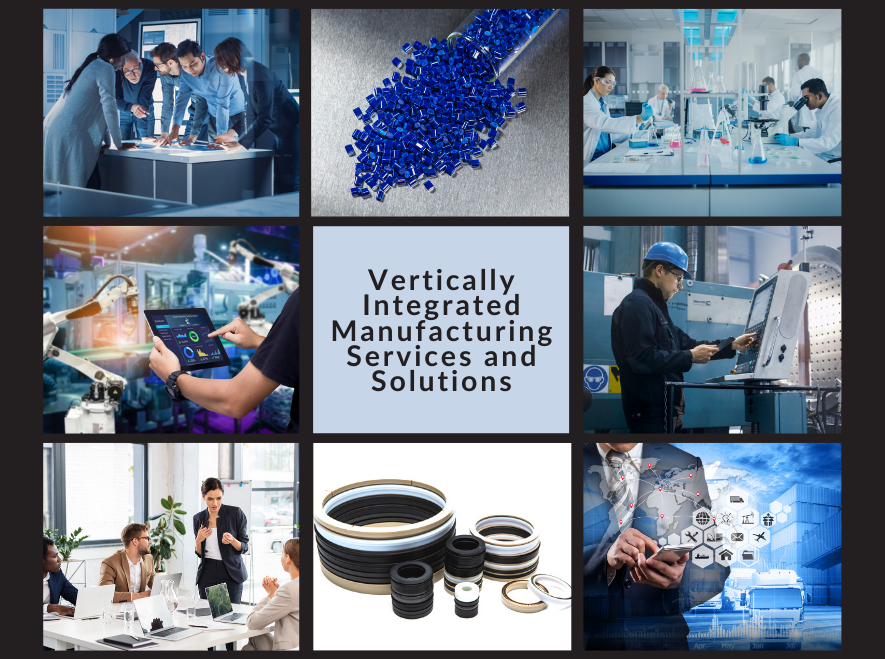 Vertically Integrated Manufacturing Services and Solutions
