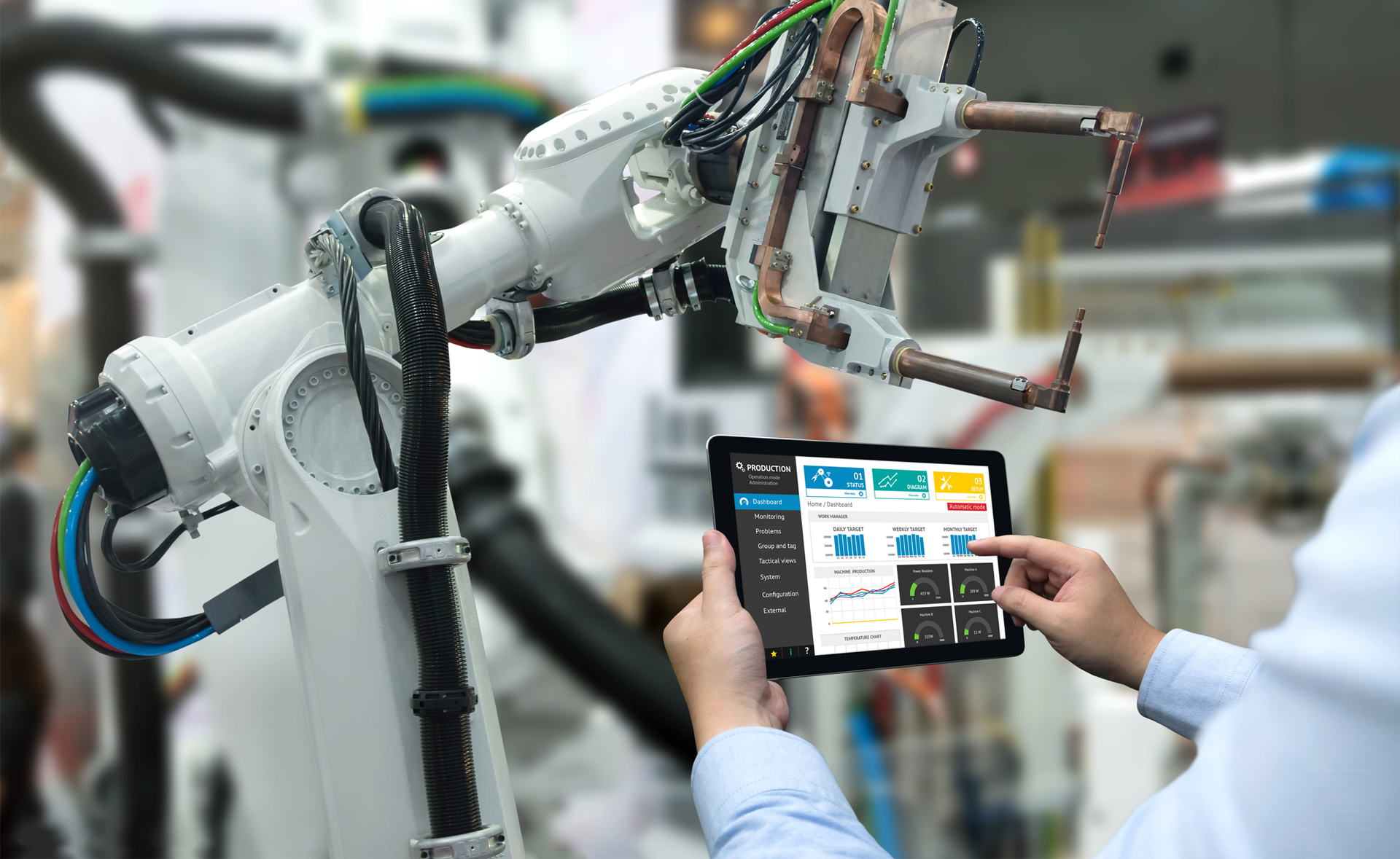 How Cobots Are Powering Smart Manufacturing